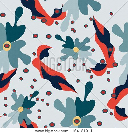 vintage tribal seamless pattern vector illustration abstract high quality