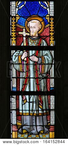 Stained Glass - St Francis Xavier