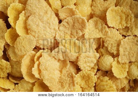 corn flakes background photo, backdrop for breakfast