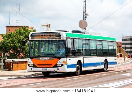 Scania Omnicity Cn94Ub