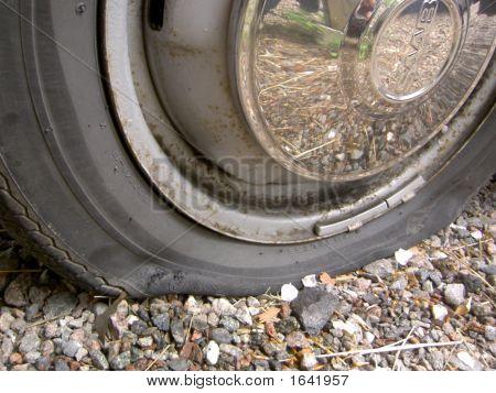 Flat Tyre 1