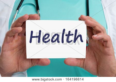 Health Care Healthcare Ill Illness Healthy Doctor
