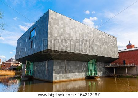 New Extension Of The Van Abbemuseum In Eindhoven