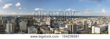 Nairobi City Panorama, Kenya