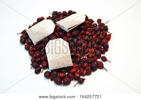 Pictures of rosehip tea from the most healthy beverages