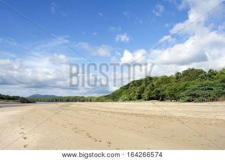 Beautiful Sandy Beach