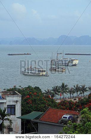 Ha Long City, The North Of Vietnam