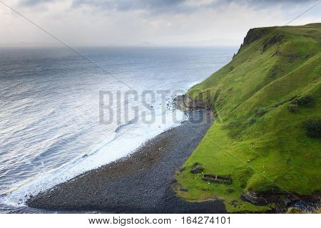 Beautiful Scottish Panorama