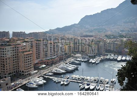 Monaco officially the Principality of Monaco, is a sovereign city-state and microstate, located on the French Riviera