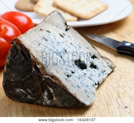 Cheeseboard With Valdeon Cheese
