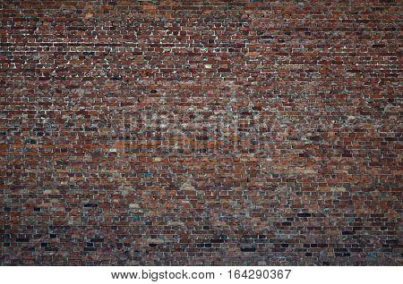 Brown Brick Wall Texture