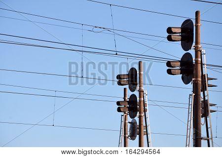 Railroad Traffic Light