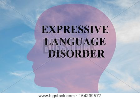 Expressive Language Disorder Concept