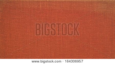 fabric texture, vintage orange fabric, old fabric background, fabric material, orange fabric background, ochre fabric