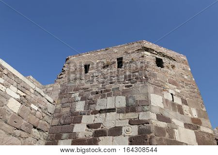 Tower Of Ankara Castle, Turkey