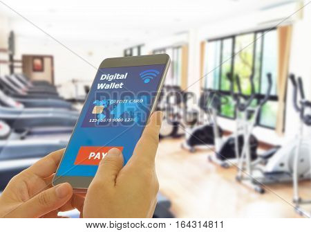Digital Wallet To Pay