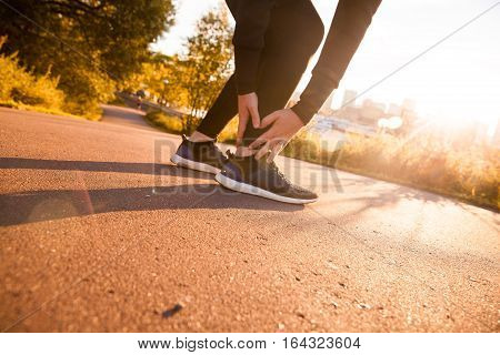 Broken Twisted Ankle Image & Photo (Free Trial) | Bigstock