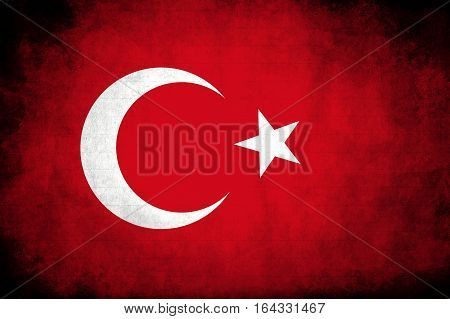 Turkish Flag, Turkey, Flag Design and Presentation