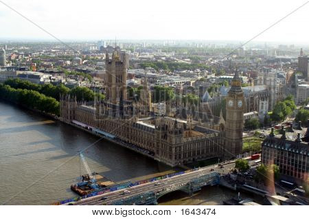 Palace Of Westminster (A.K.A. Houses Of Parliament)