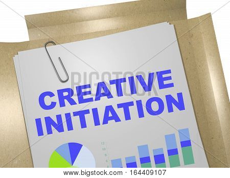 Creative Initiation - Business Concept
