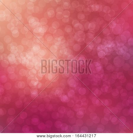 Christmas purple background with shiny bokeh lights. Vector design for Merry Christmas and Happy New Year party flyers, invitation cards, banner, brochure, poster, brochures etc.