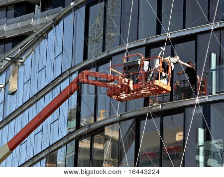 Windowcleaner on Cherrypicker