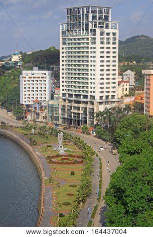 Seaside In Ha Long City