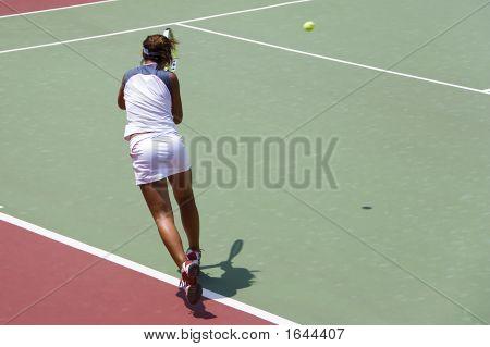 Junior Ladies Tennis