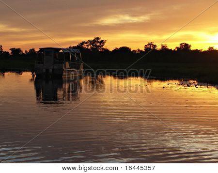 Dawn in Kakadu