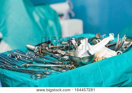 Er Surgical Instruments
