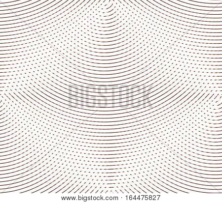 Abstract seamless background pattern of rows placed strips and dots, spot white and brown