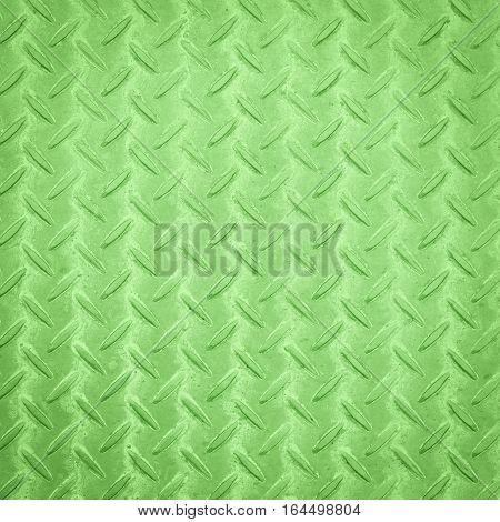 Metal diamond plate pattern and background seamless