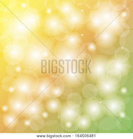 Abstract bokeh background. Colorful bokeh abstract light background