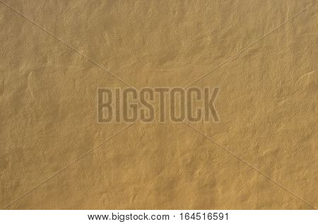 Yellow exterior plaster handmade wall coarse-grained yellow facade cement lime plaster