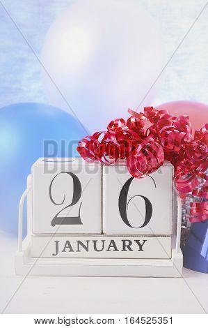 Australia Day Calendar