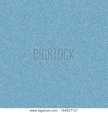 Light blue jean texture. Denim background. Pattern can be used for wallpaper, web page background, surface textures etc
