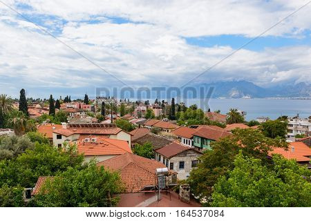 Kulesi District, Antalya City Center, Turkey
