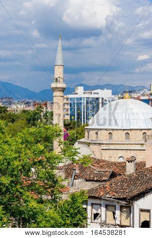 Kulesi district Antalya city center Turkey country