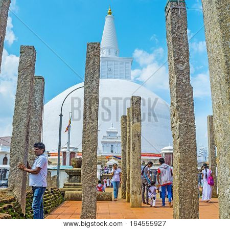 The Stone Pillars