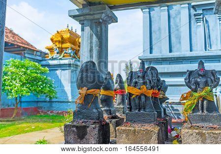 The Hindu Gods