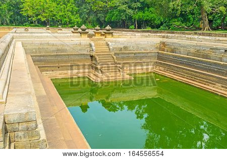 The Pools Of Sacred City