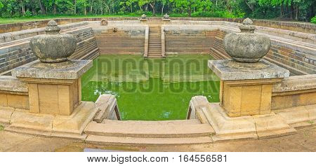 The Ancient Bathing Pool