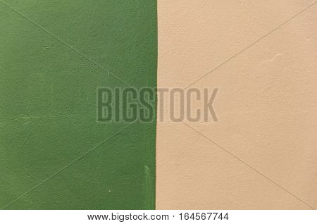 Colorful painted concrete wall textured for your background