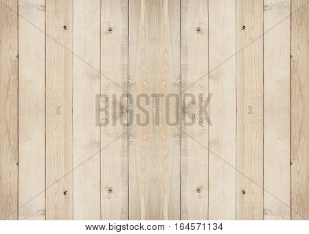 Wooden board background in vintage tone for creative working