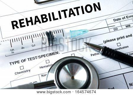 Rehabilitation  Modern Rehabilitation Physiotherapy  , Rehabilitation Concept , Physio Physiotherapy