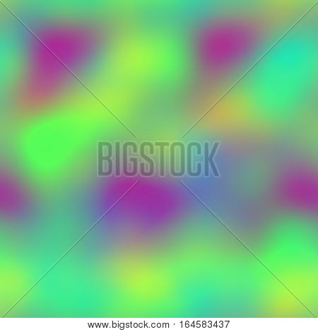 Multicolored green hazy smoky cloudy foggy textured party background
