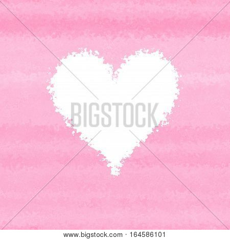 Pastel pink soft abstract diffuse in love valentine's Day background
