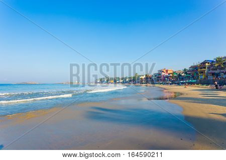 Kovalam Beach Waterfront Hotels Ocean H