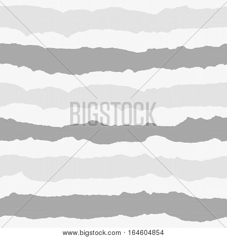 horizontal irregular hand drawn sketchy lines. Repeatable pattern. abstract monochrome background.