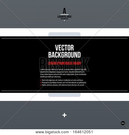 Corporate Tex Background Template. Useful For Presentations, Covers And Advertising.